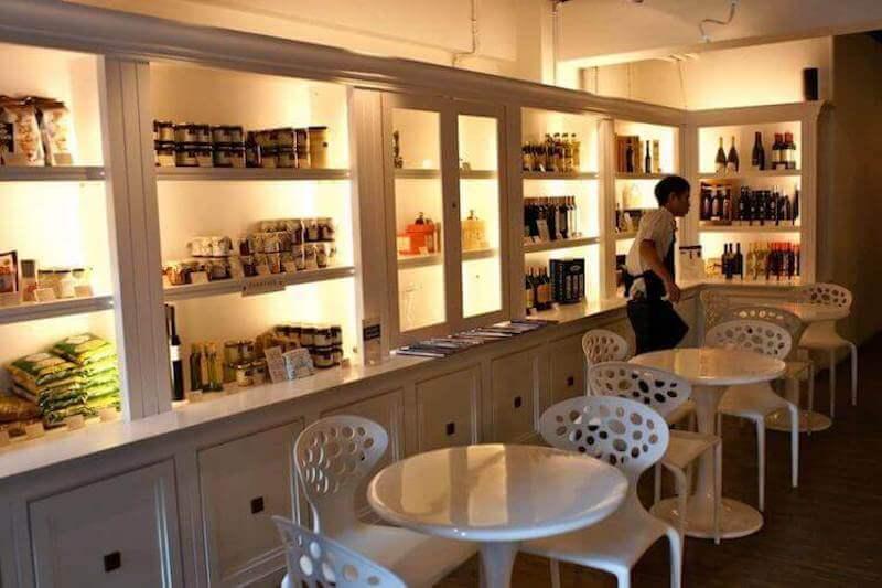 Bianco Taipei inside