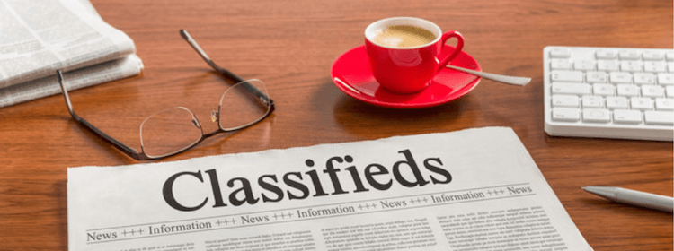 Access the Expat Classifieds