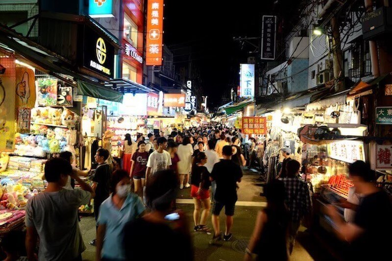 The Shilin Night Market