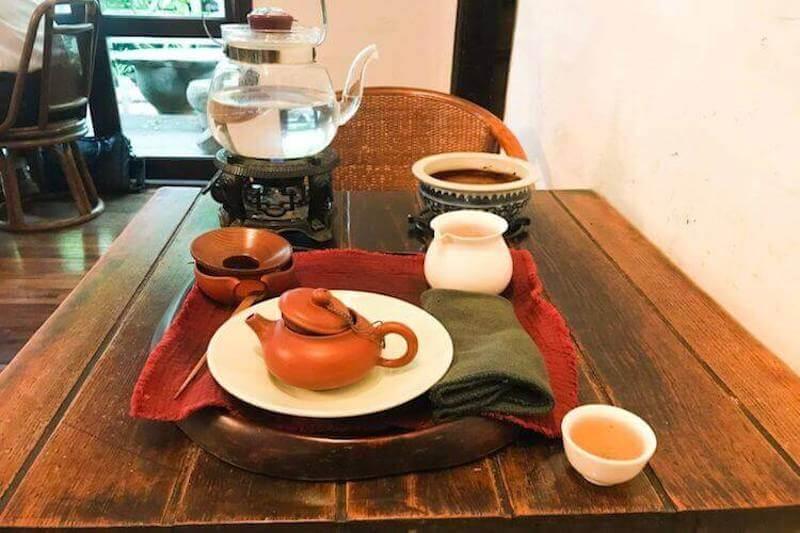 Sophisticated cultural Tea