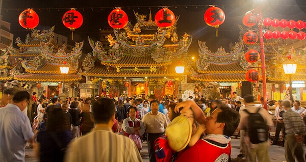 Religious Dates in Taiwan