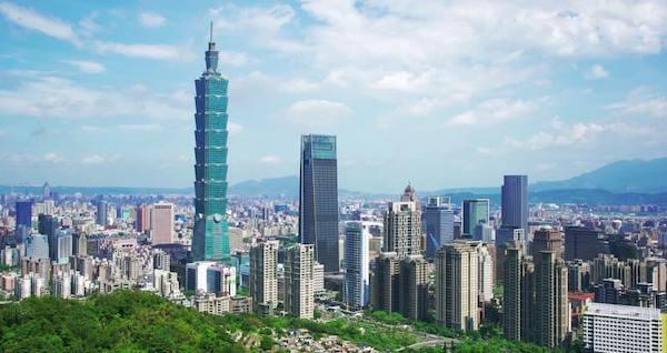 Holidays in Taiwan 2020