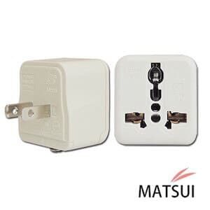 TW plug adapter by Matsui