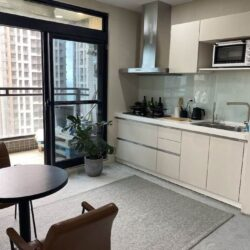 Loft styled apartment in Xinshi city Tamsui District and it's available for rent