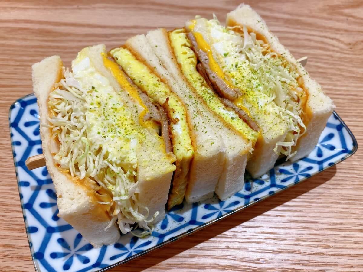 ChaoChen's Signature Dish Sandwich