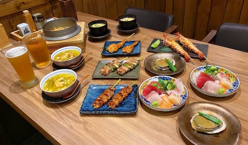 Ginpu Sumiyaki Shabu