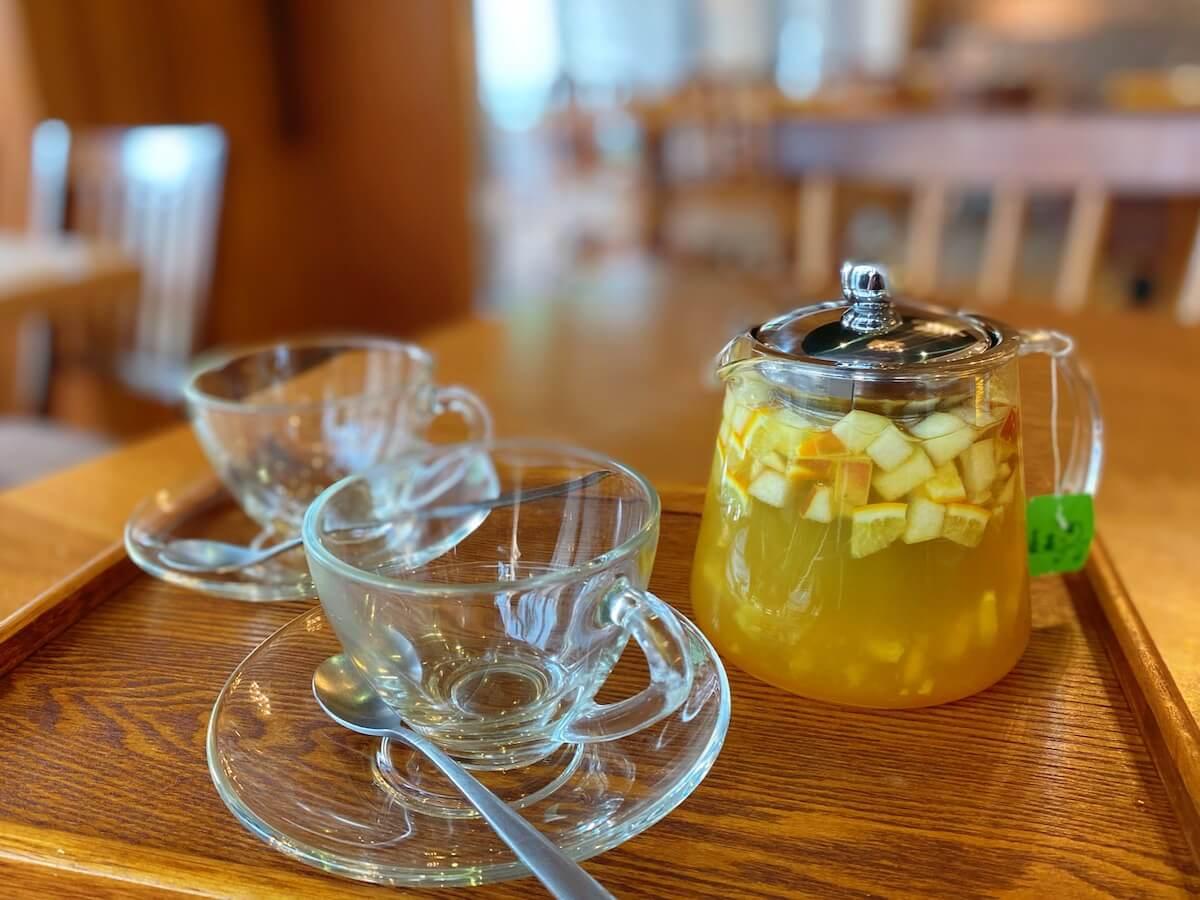 Hot Fruit Tea
