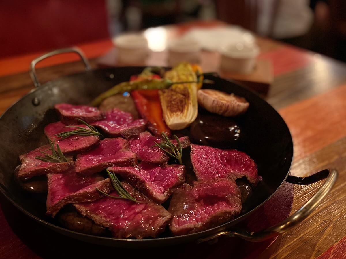 12 Ounce Steak
