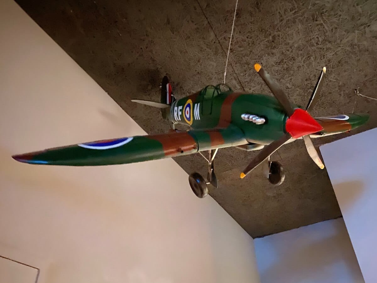 Aircraft Model 1