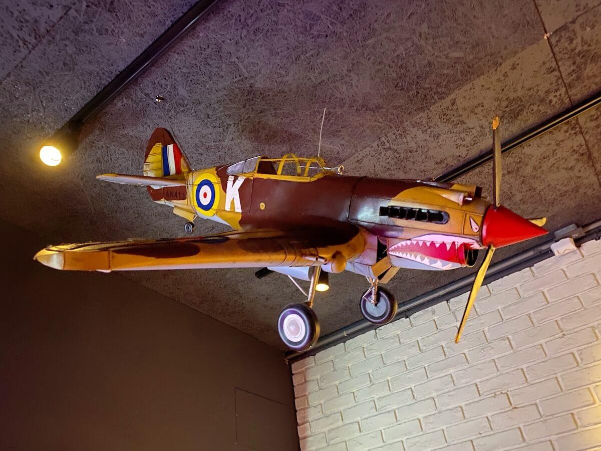 Aircraft Model 2