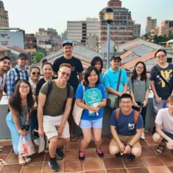 Come join our English walking tours in Taipei