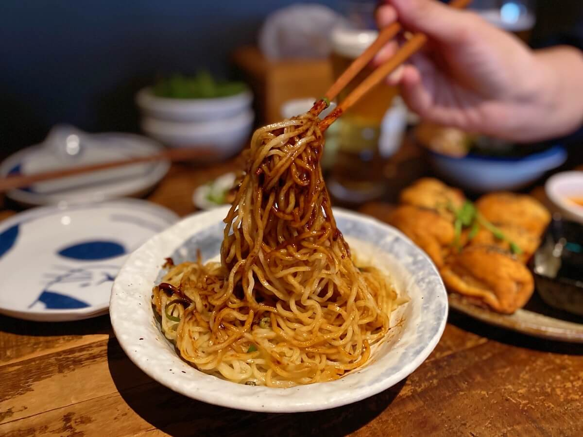 Special Dried Noodles mixed in