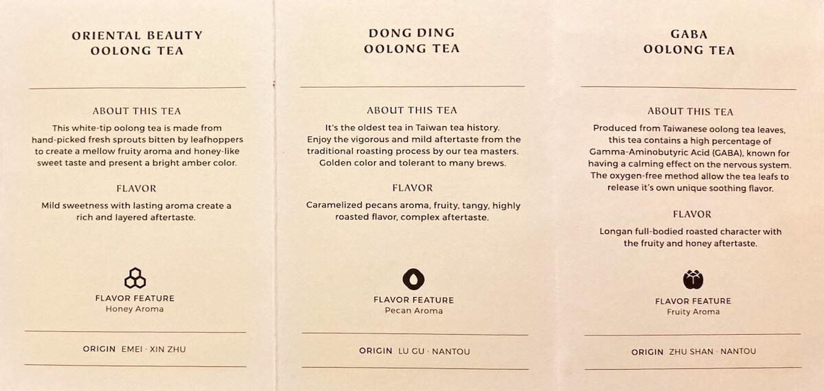 Tea info leaflet 2