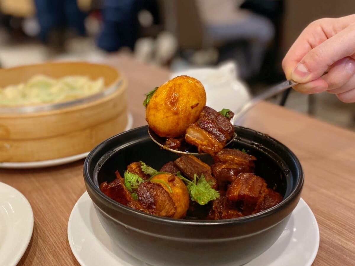 Beijing-style braised pork