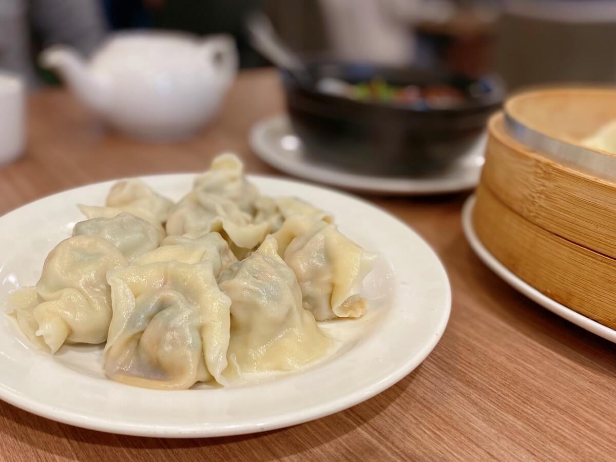 Lao Man dumplings