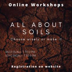 Online Gardening Workshop 1
