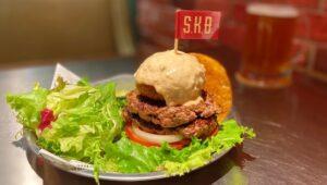 S.K.B Burger