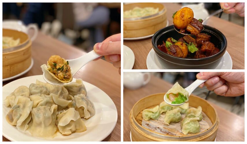Xianlaoman Lao Man dumplings