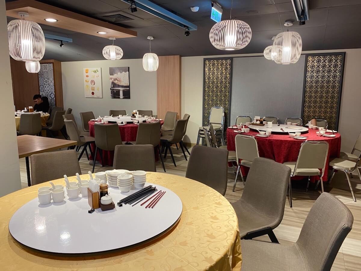 Xianlaoman large tables