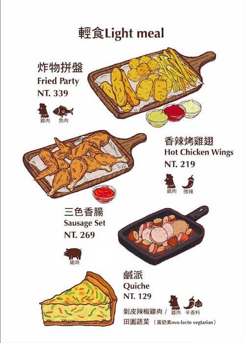 Light Meals