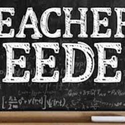 One teacher is required for a cram school
