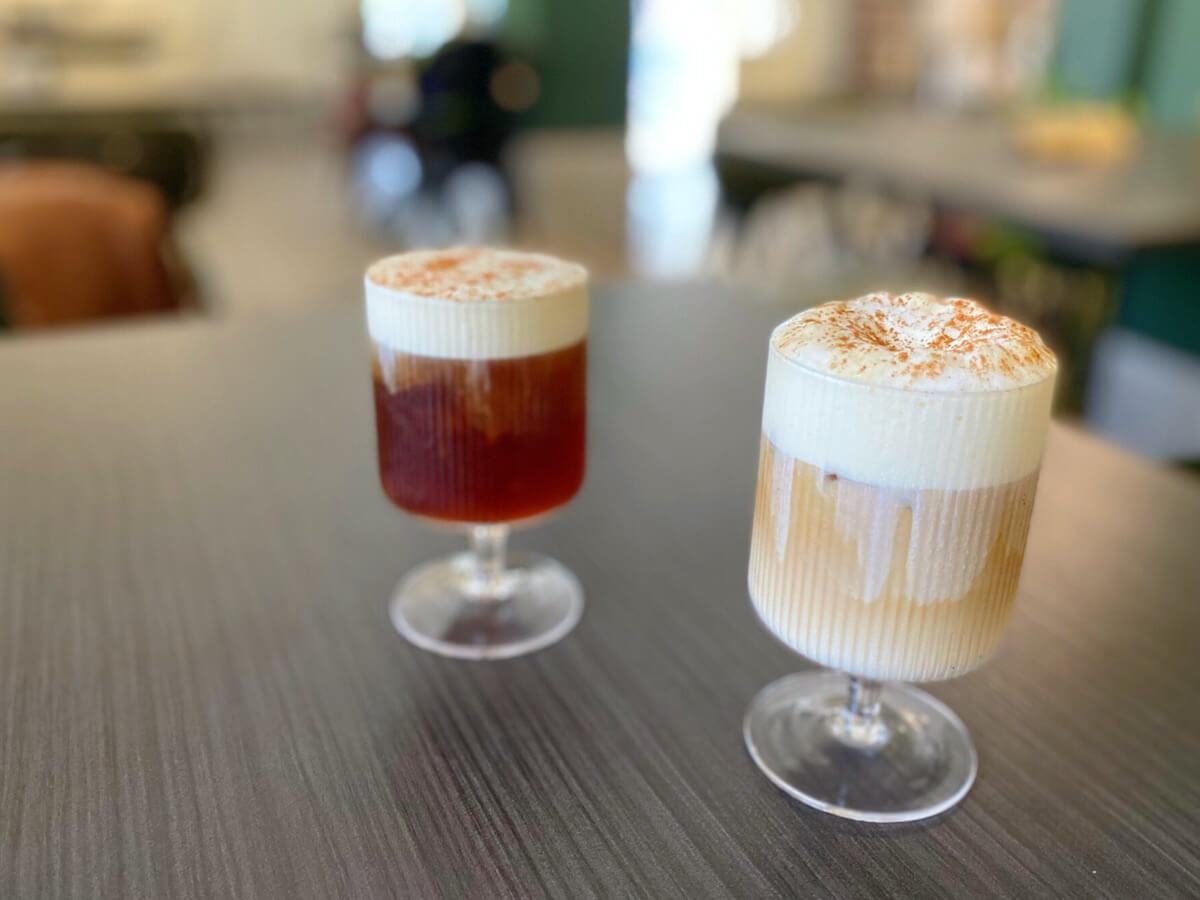 Vienna coffees
