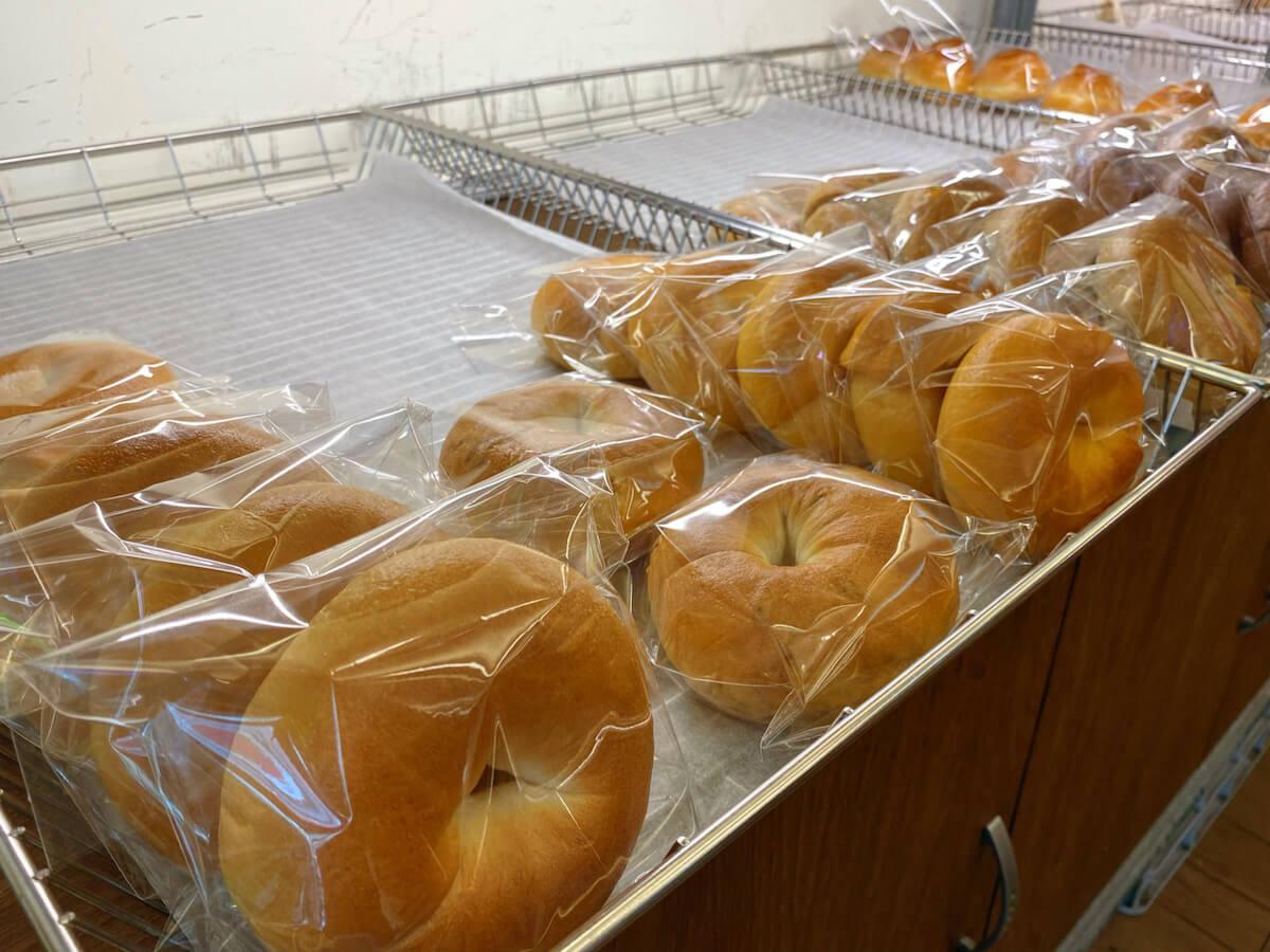 Bagels (display)