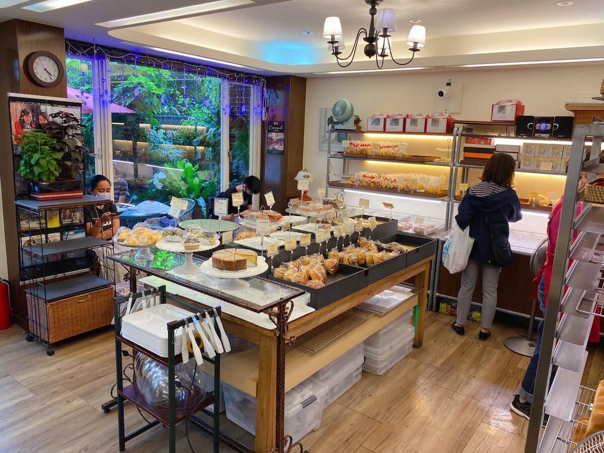 Bakery (inside, right)