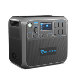 2nd hand Bluetti AC-200P Solar Generator battery for sales (90% new)