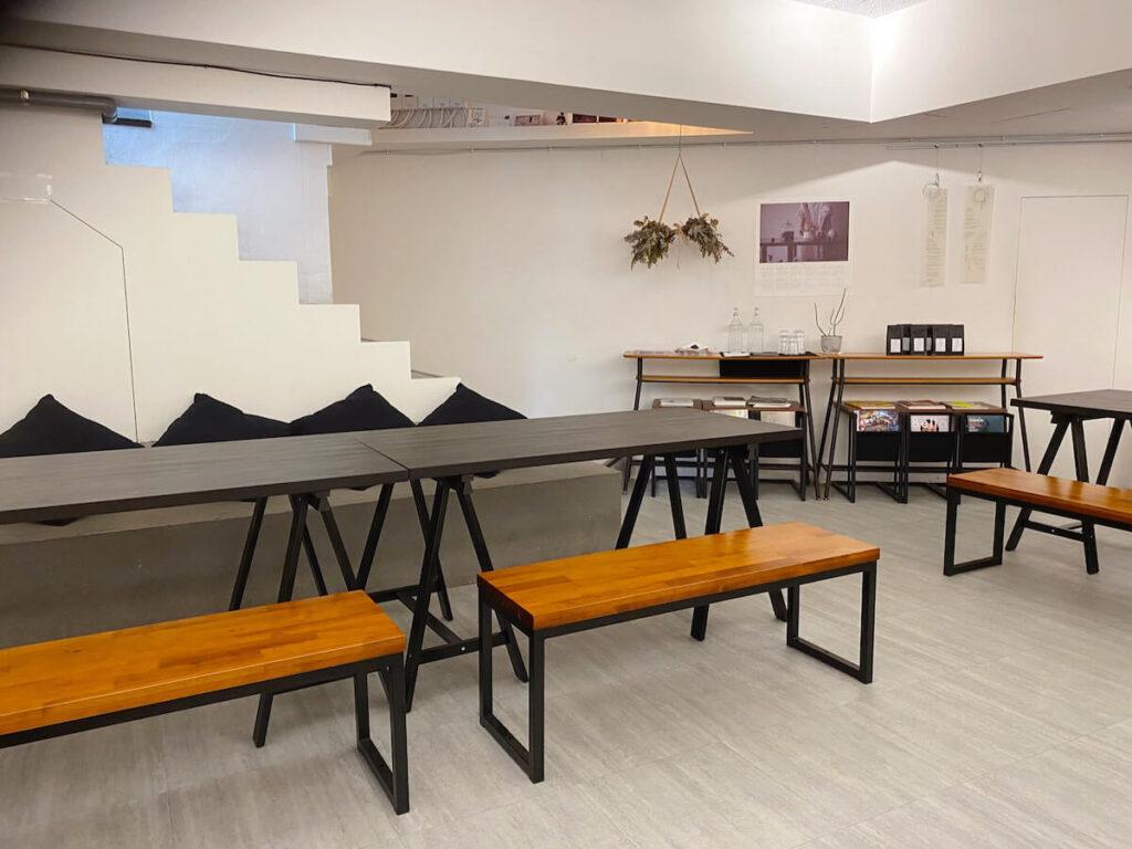 Instil Coffee Dimension (basement)