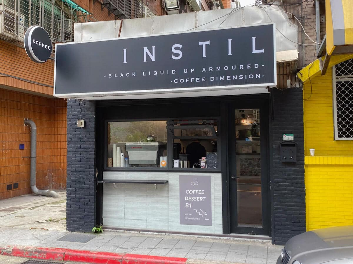 Instil Coffee Dimension (outside)
