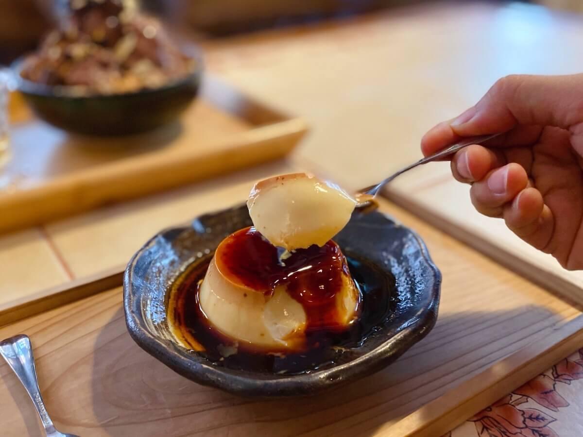 Pudding (focused)