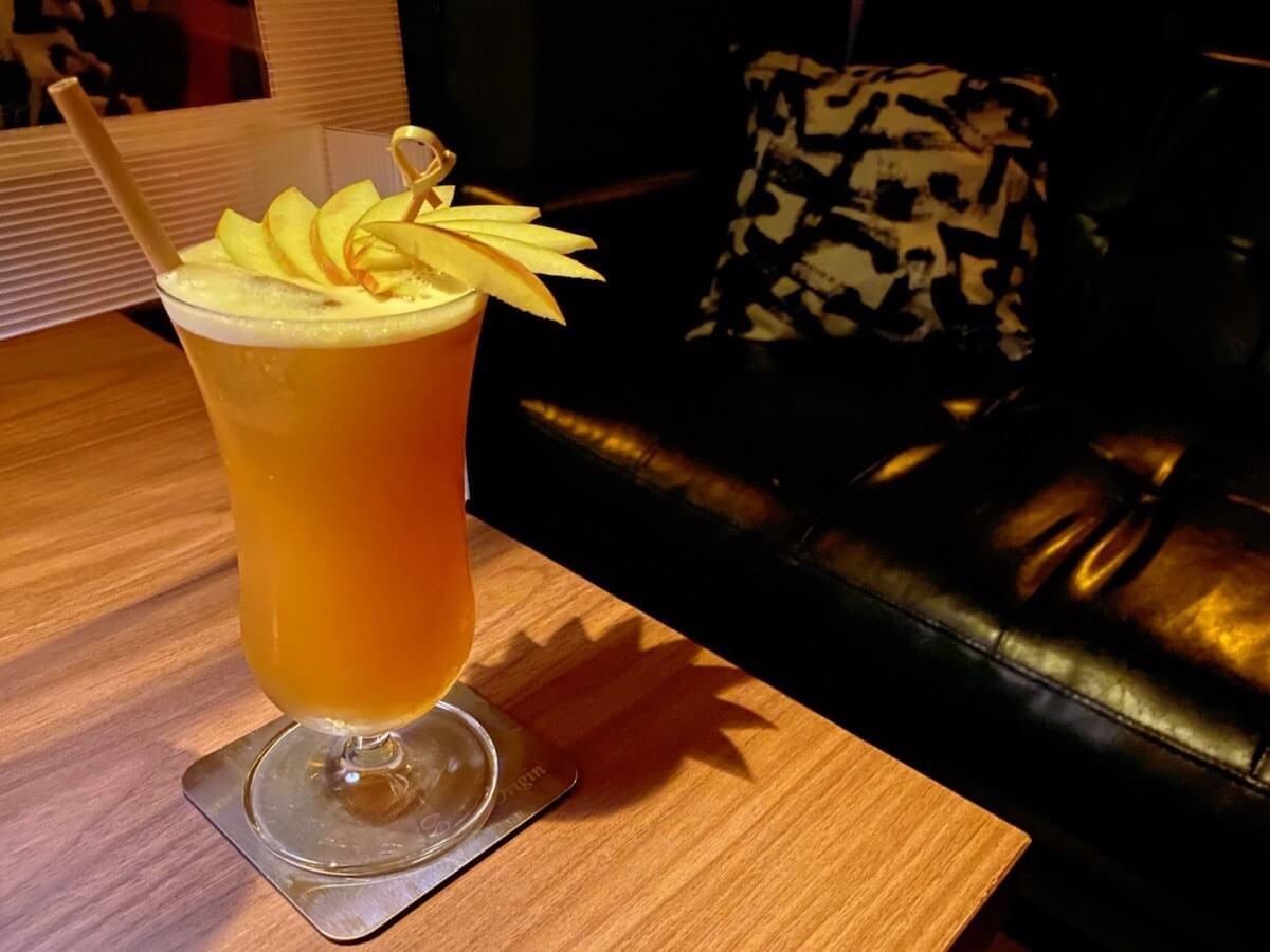 Jasmine tea cocktail