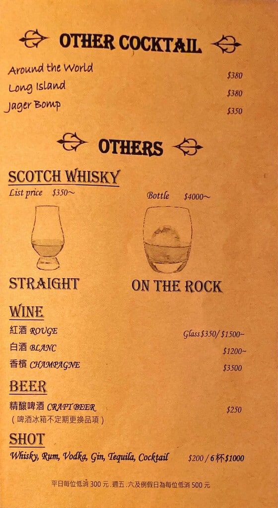 Other Cocktails